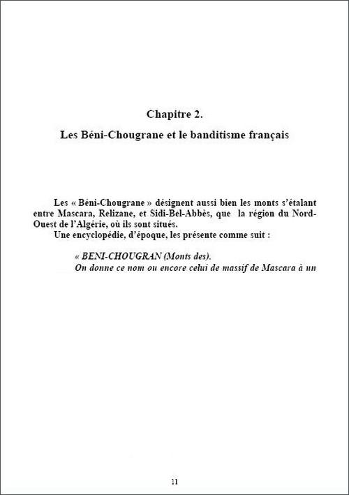 Les Béni-Chougrane et le banditisme français Mas-101-3377312