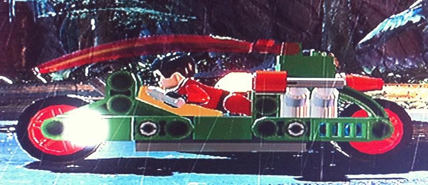 Motorbike 2 Game Video Game Lego Batman 2