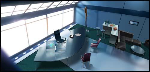 Le bureau du docteur en chef, Stasi Tabaristan Bureau-33a6368