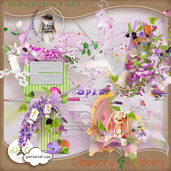 Véro - MAJ 02/03/17 - Spring has sprung ...  - $1 per pack  Pv-arrangements-34539f0
