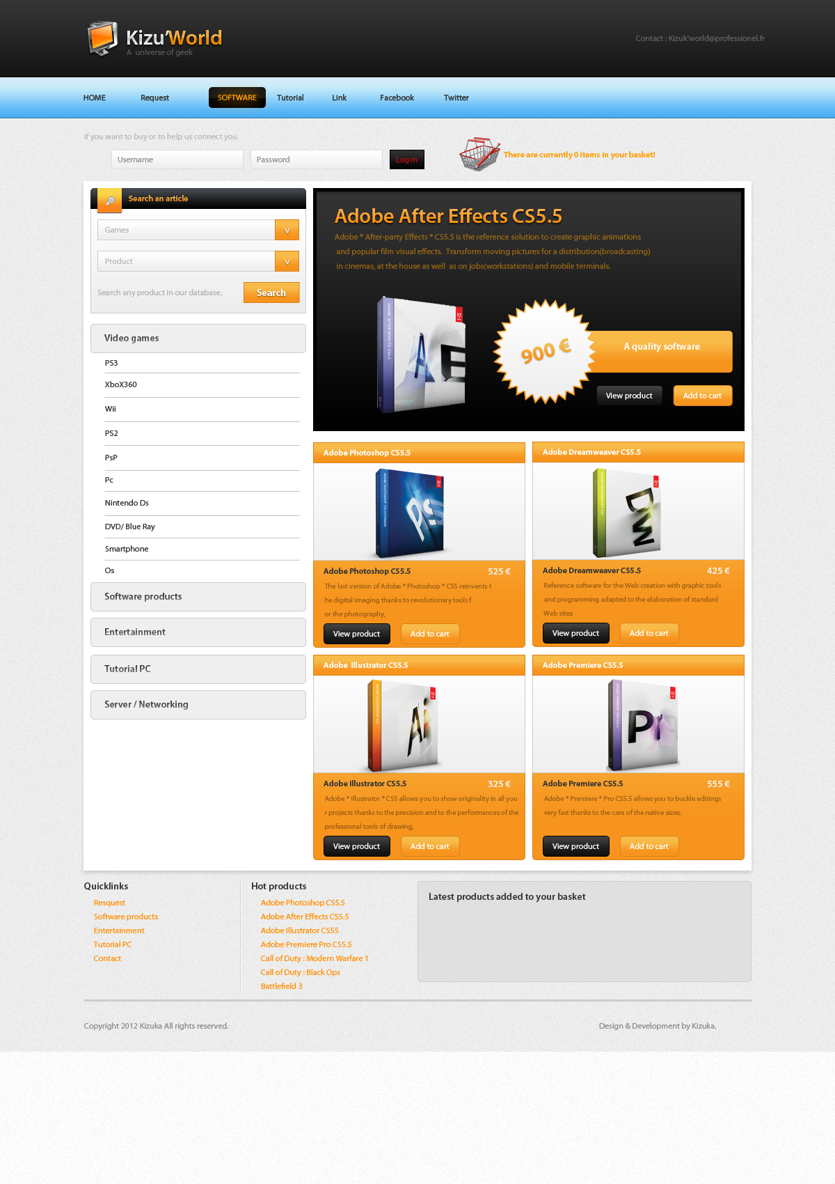 Welcome to my world !  Web-design-no-coded-33166cf